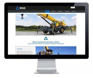 Diseño web enpresa de servicios