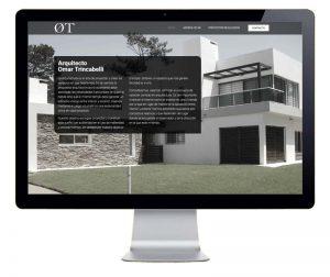 Diseño web Arquitecto
